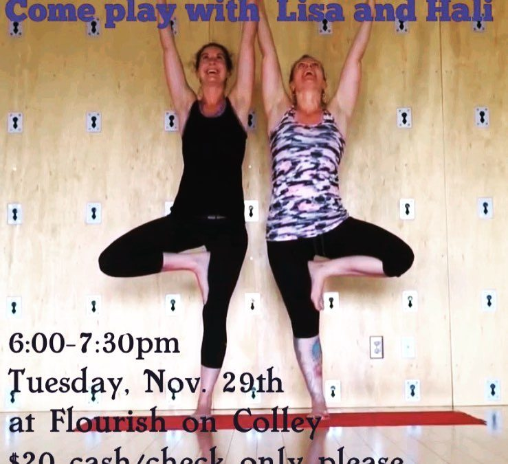 Pilates & Yoga & Mobility, Oh my!!